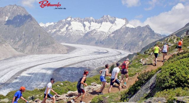 Aletsch-Halbmarathon